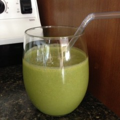 My New Go-To Green Smoothie